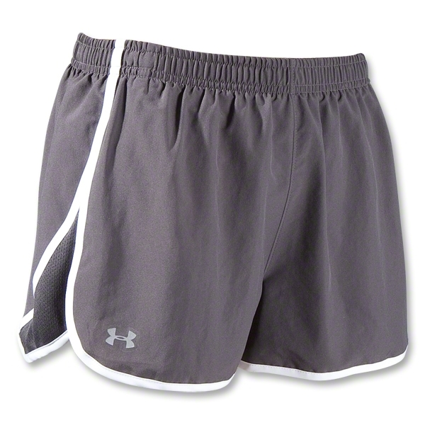Under Armour TG Escape 3 Women's Shorts (Silver)