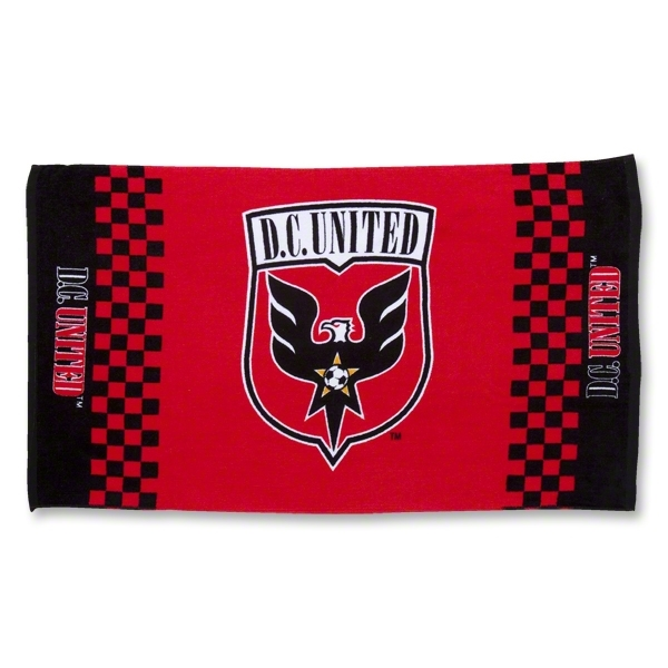 D.C. United Bath Towel