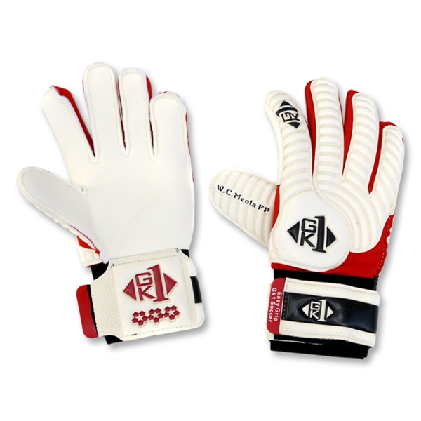 GK1 W.C. Meola Finger Pro Goalkeeper Gloves
