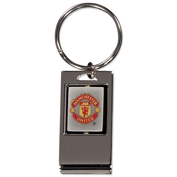 Manchester United Keyring Bottle Opener