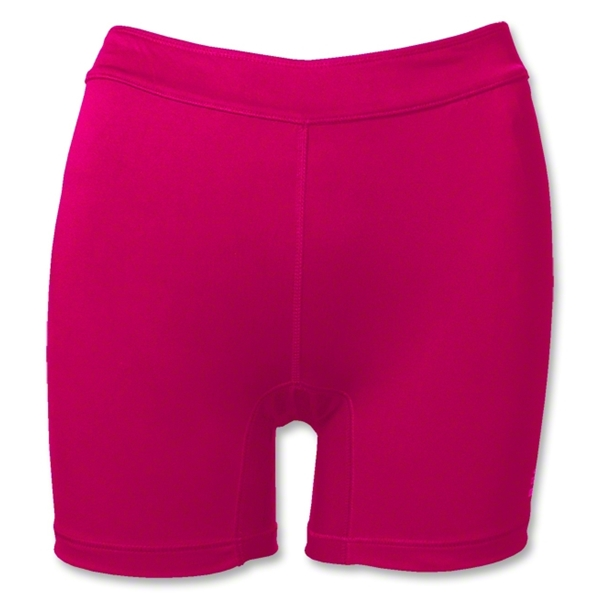 adidas Techfit 5 Women's Shorts (Pink)
