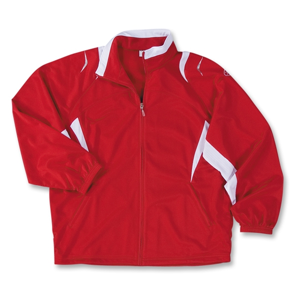 Xara Europa Women's Soccer Jacket (Red)