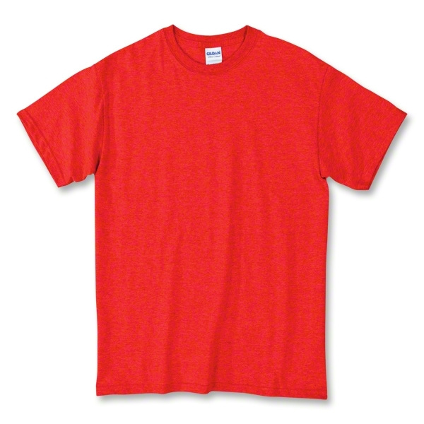 Champion Men's Double Dry Performance T-Shirt (Red)
