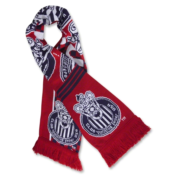 Chivas USA Team Fan Scarf