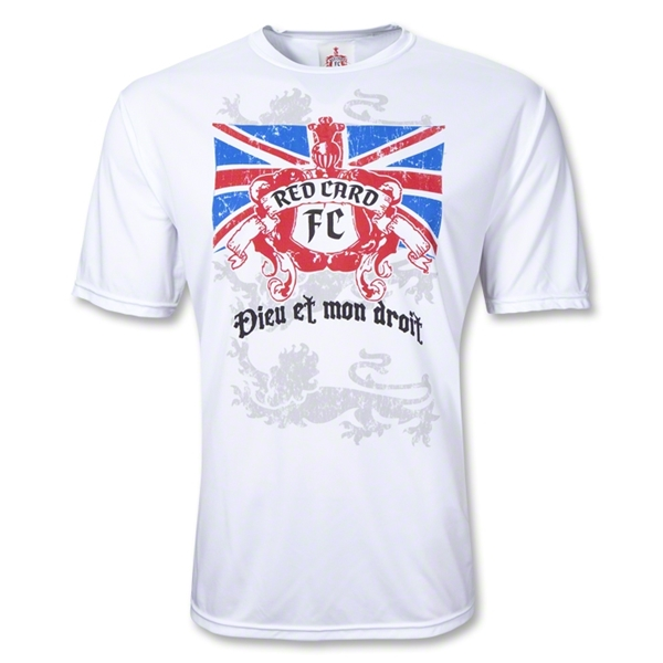 Redcard Elite U.K. Shirt (White)