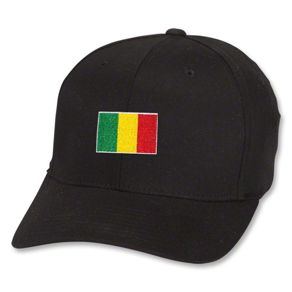 Mali Flex Fit Cap (Black)