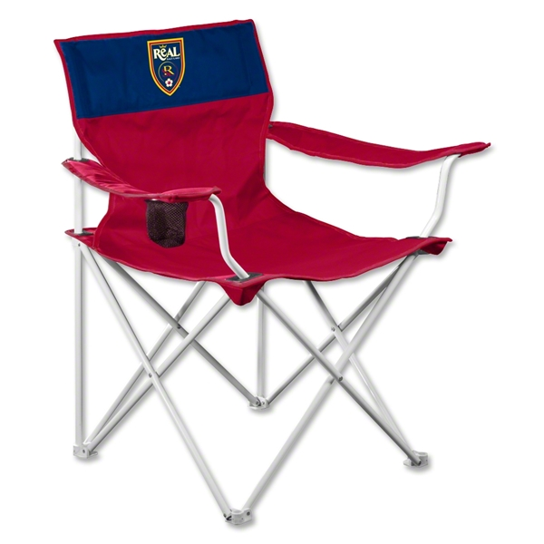 Real Salt Lake Canvas Chair