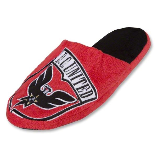 D.C. United Logo Slippers