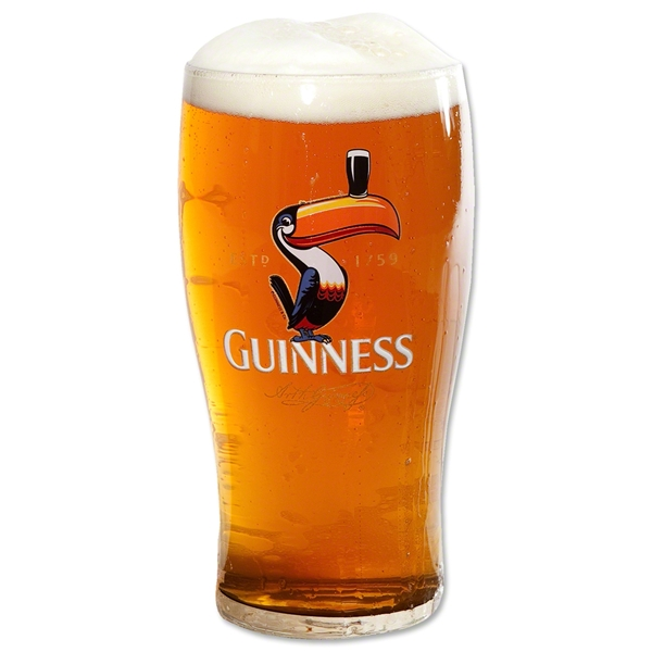Guinness Toucan 1759 Pint Glass
