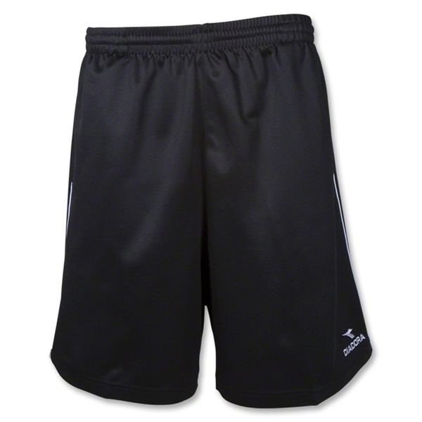 Diadora Coaches Short (Black)