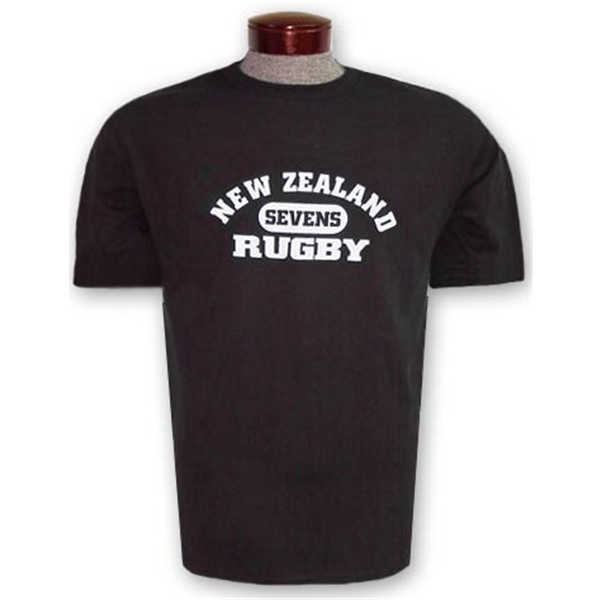 New Zealand Sevens Rugby T-Shirt