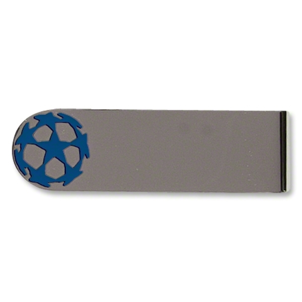 UEFA Champions League Balon Money Clip