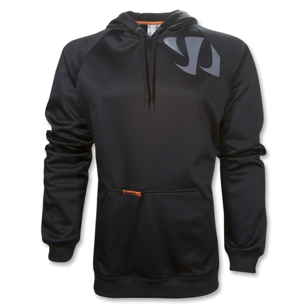 Warrior High Performance Hoody (Black)