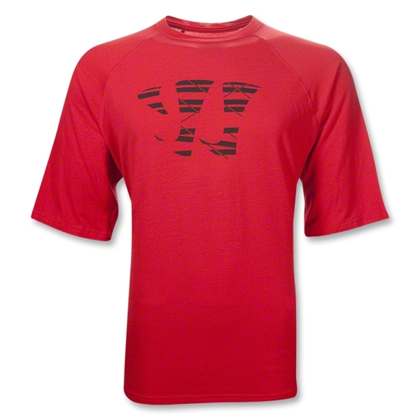 Warrior All Hail Tech T-Shirt (Red)