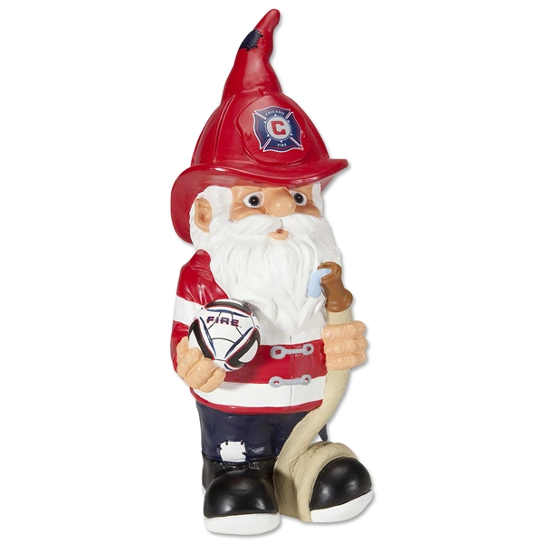 Chicago Fire Thematic Gnome