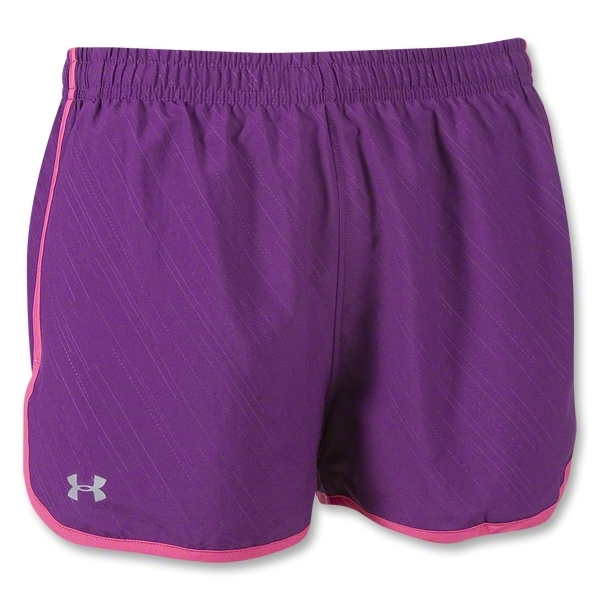 Under Armour TG Escape 3 Short (Purple)