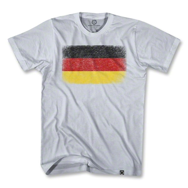 Germany Flag Soccer T-Shirt