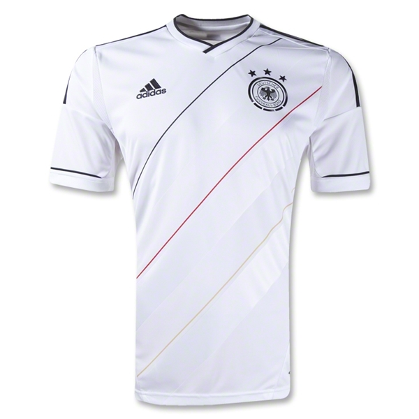 Germany 11/13 Home Soccer Jersey