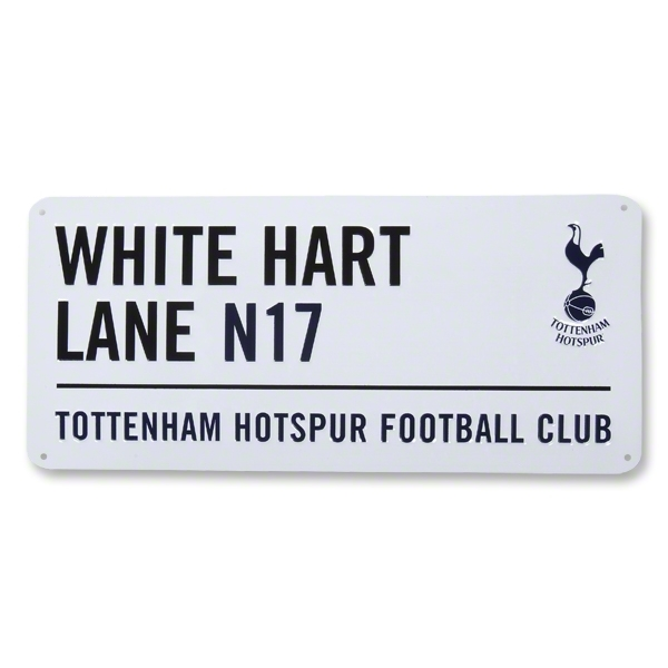 Tottenham 3D Embossed Sign