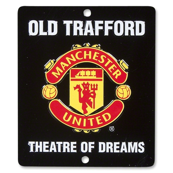 Manchester United Iconic Window Sign T.O.D.