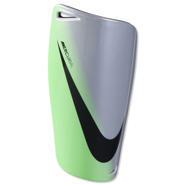 Nike Mercurial Lite Shinguard (Chrome/Neo Lime/Black)