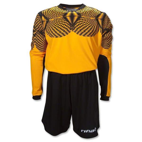 Rinat Geometric Goalkeeper Kit (Orange)