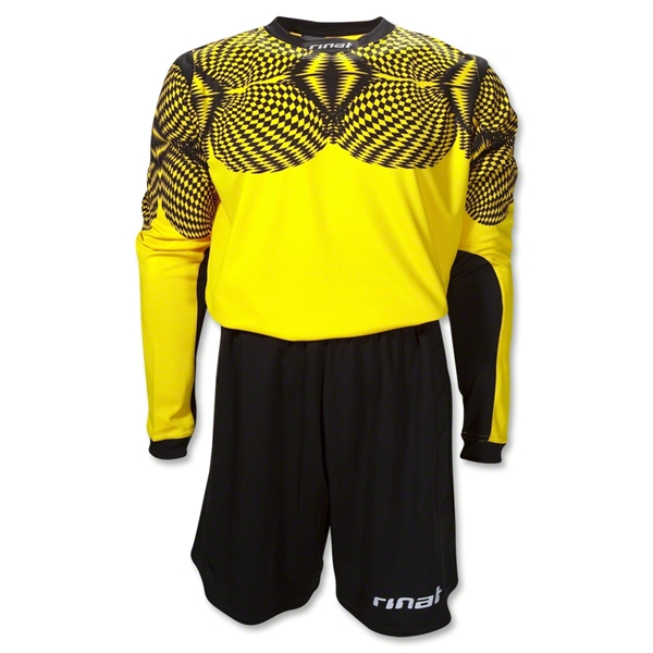 Rinat Geometric Goalkeeper Kit (Yellow)