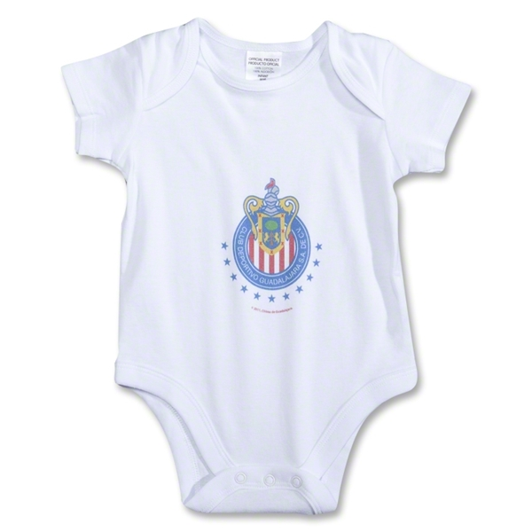 Chivas Infant Bodysuit (White)