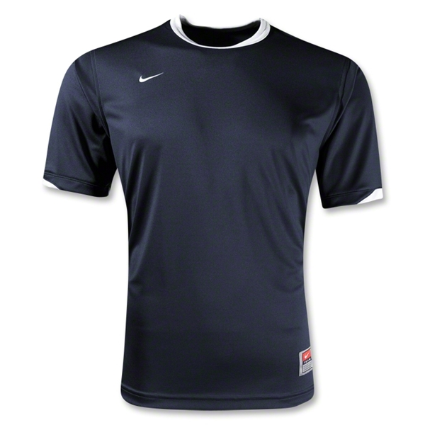 Nike Tiempo Soccer Jersey (Nv/Wh)