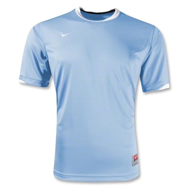 Nike Tiempo Soccer Jersey (Sk/Wh)