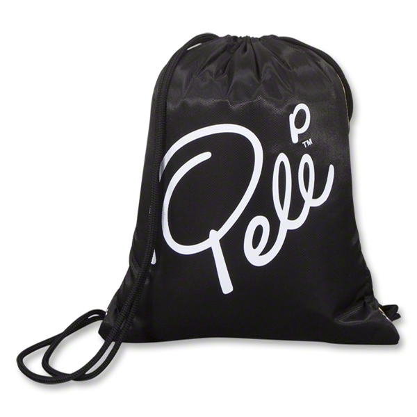 Pele Split Gym Sack (Black)