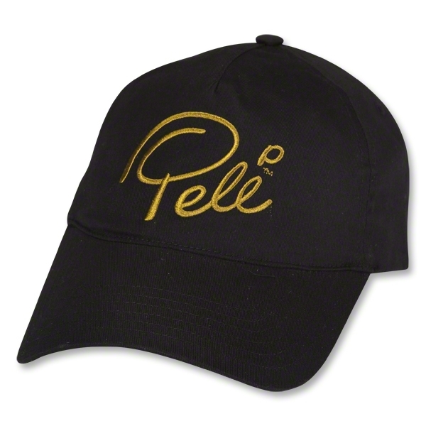 Pele Signature Cap (Black)