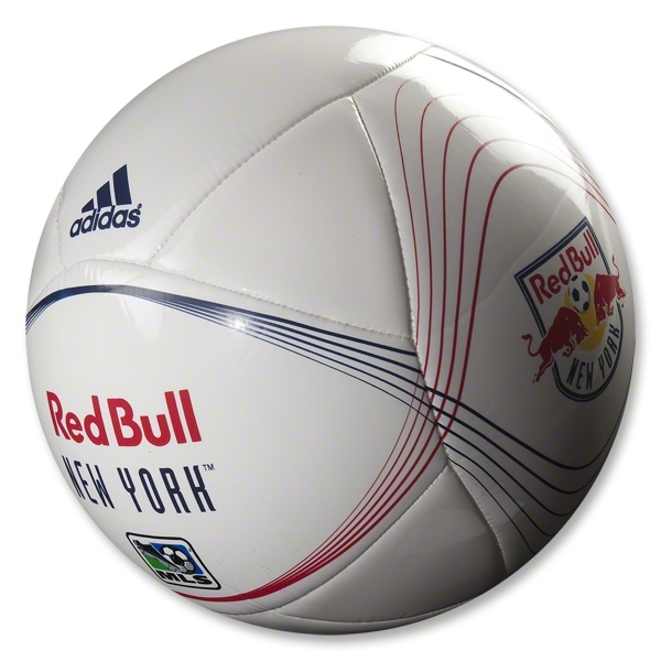 NY Red Bulls 2013 Tropheo Soccer Ball