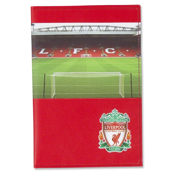 Liverpool Stadium Passport Holder