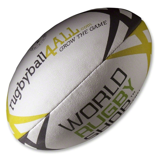 Gilbert RugbyBall4All A-XV Training Ball