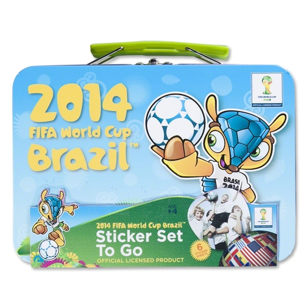 2014 FIFA World Cup Brazil(TM) Sticker Pack