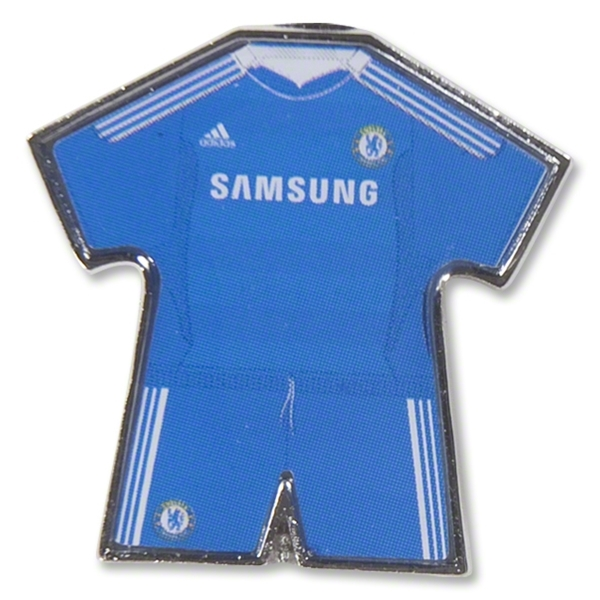 Chelsea Home Pin Badge 11/12