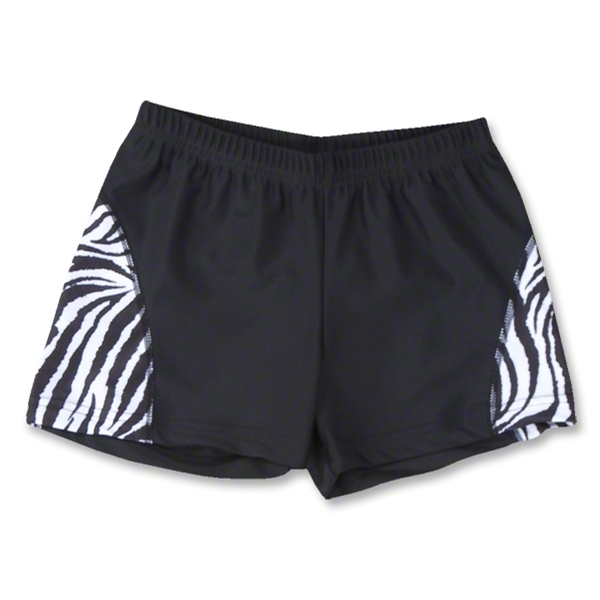 Gemsports Cobra Compression Short 2.5 (Blk/Wht)