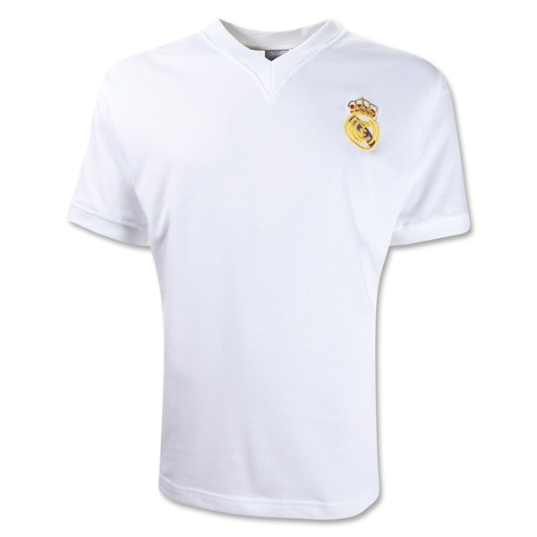 Real Madrid 1960s Soccer Jersey