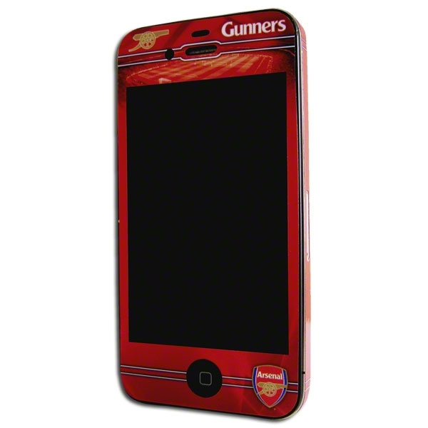 Arsenal FC iPhone 4 Skin