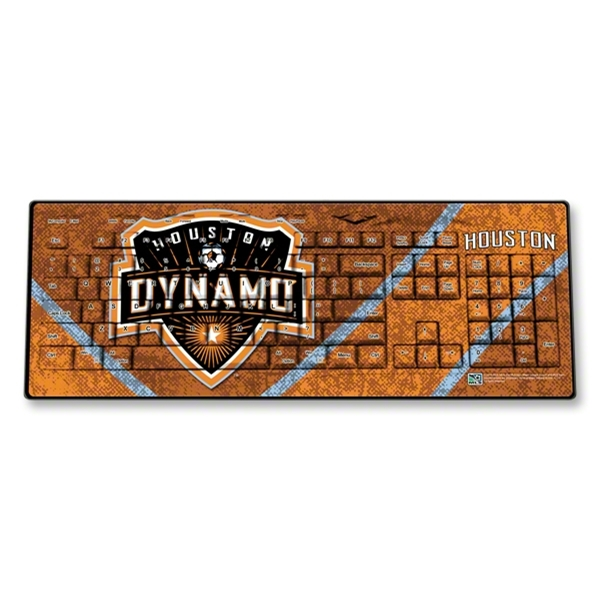 Houston Dynamo Wireless Keyboard