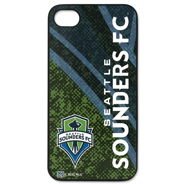 Seattle Sounders iPhone 4 Case