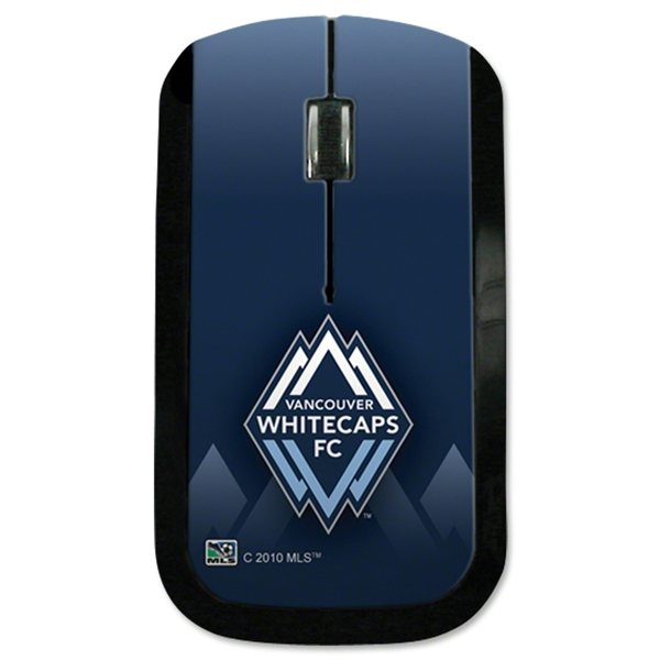 Vancouver Whitecaps Wireless Mouse