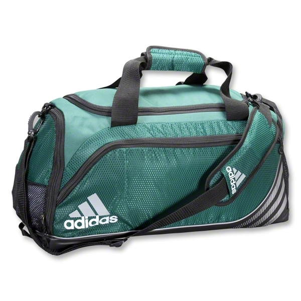 adidas Team Speed Duffle Small (Dark Green)