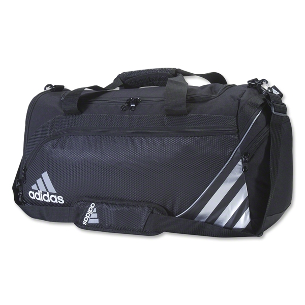 adidas Team Speed Medium Duffel (Black)