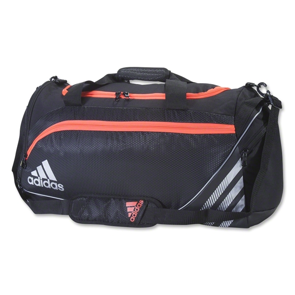 adidas Team Speed Medium Duffle Bag (Blk/Red)