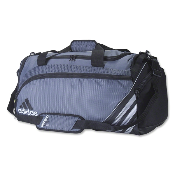 adidas Team Speed Medium Duffle (Gray)