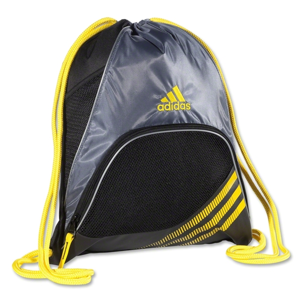 adidas Team Speed Sackpack (Blk/Yellow)