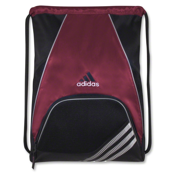 adidas Team Speed Sackpack (Maroon)