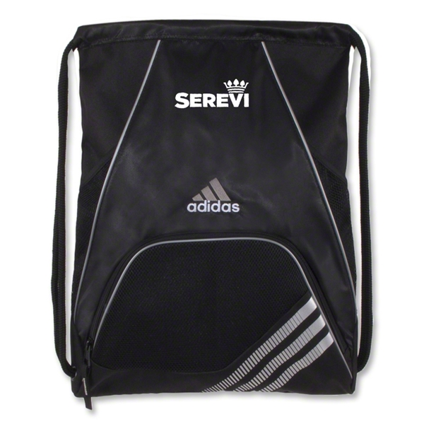 adidas Serevi Team Sackpack (Black)